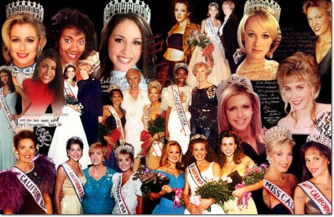 Pageant collage