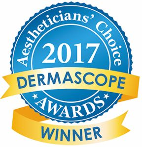 2017 Aestheticians Choice Award